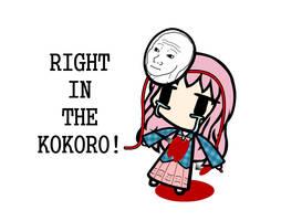 Right In the Kokoro! by Rashyboy05