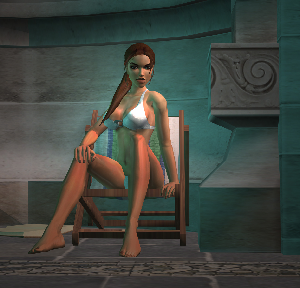 Gamesradar tomb raider mod sexy video