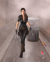 Alleycat by tombraider4ever