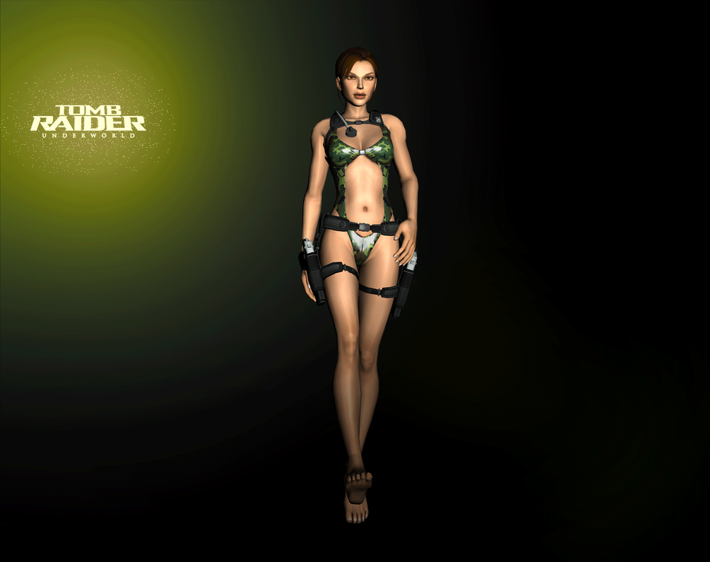 Tomb raider desnuda sexy photo