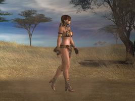 Tribal Lara by tombraider4ever