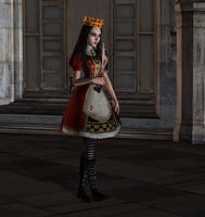 Queen Alice 5 by tombraider4ever