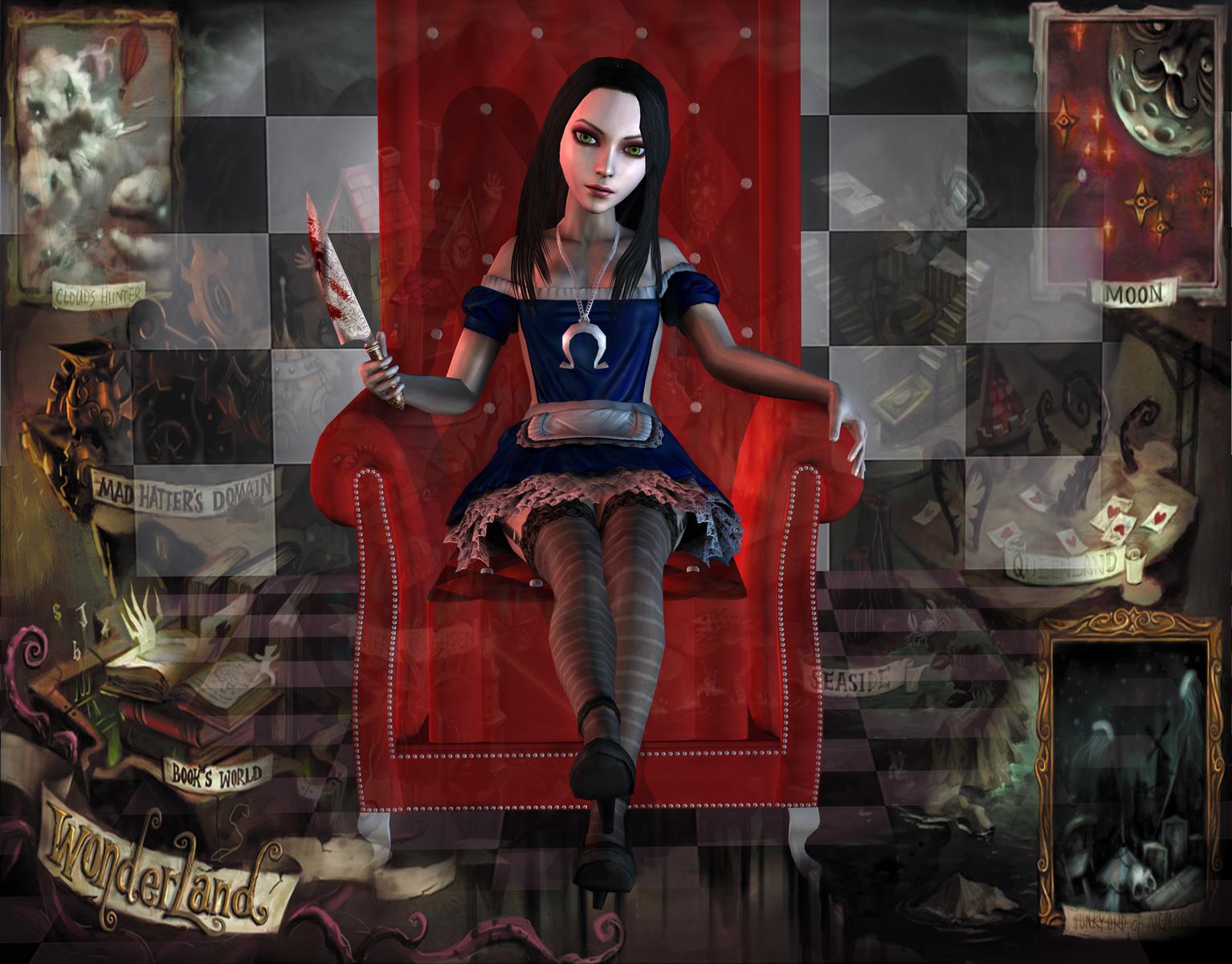 Wonderland 2 by tombraider4ever