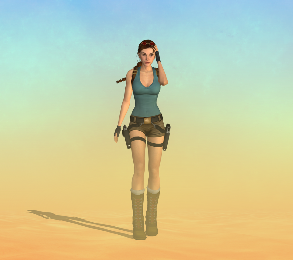 Classic Raiding by tombraider4ever