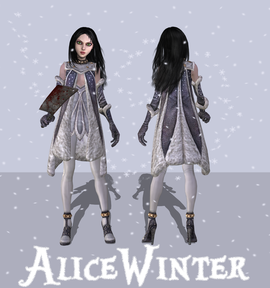 AliceWinter by tombraider4ever