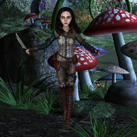 AliceFairytale 1 by tombraider4ever