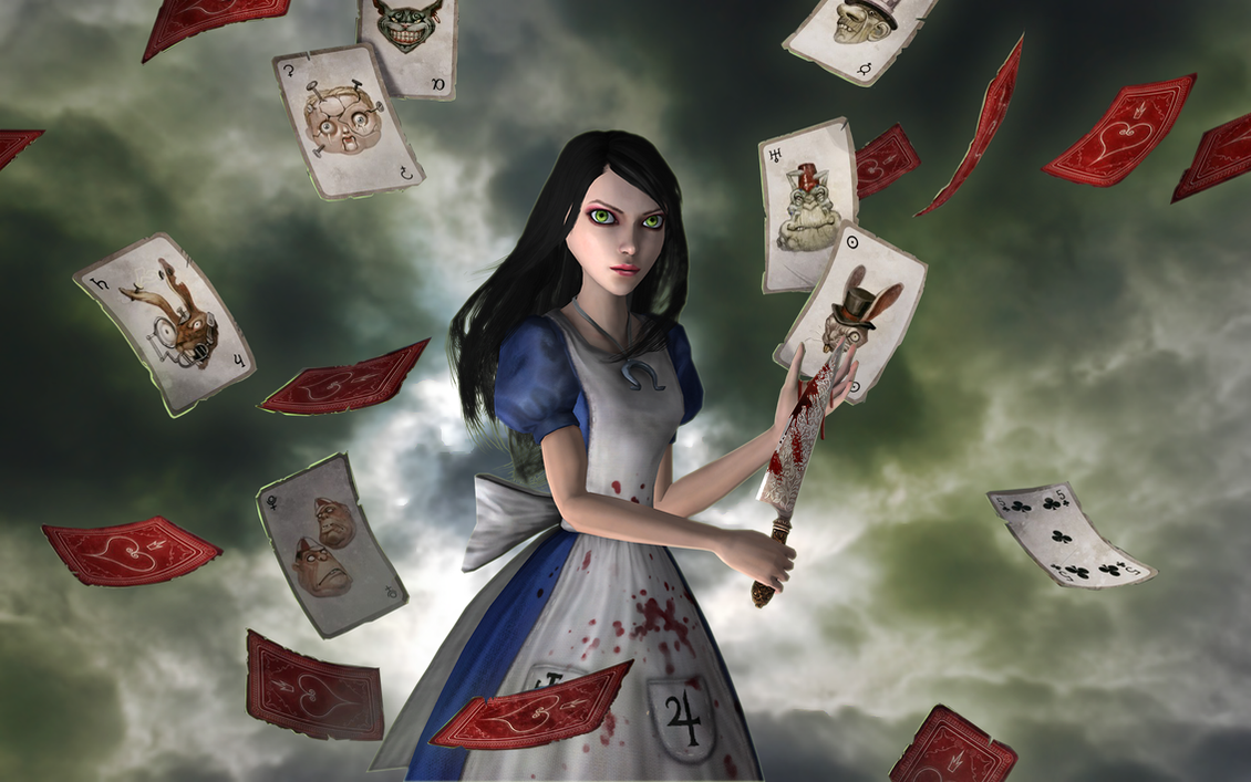 Alice Madness Returns by tombraider4ever