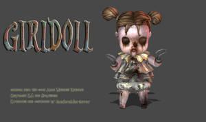 GirlDoll, release