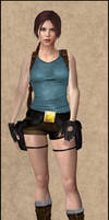 ROTTR Lara Classic outfit