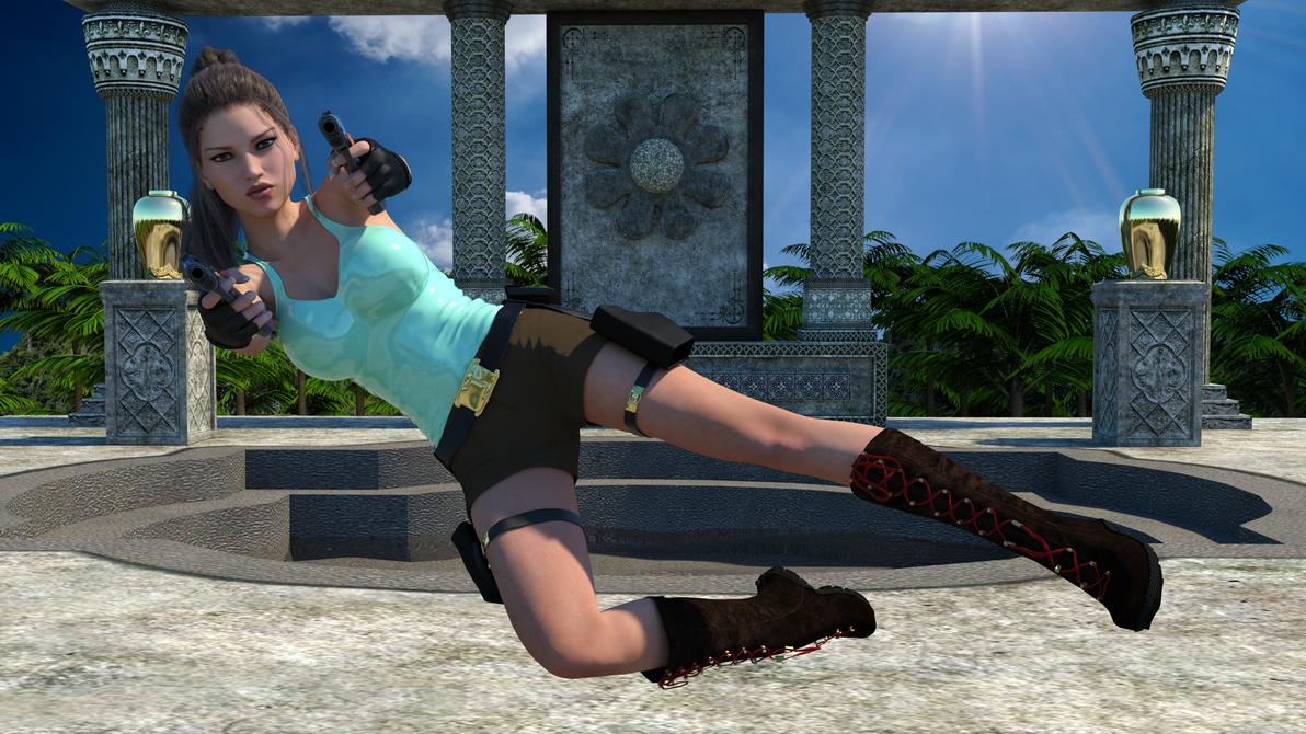 Lara 3d porncraft galleries