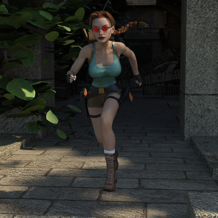 Lara croft nuderaider porn movie