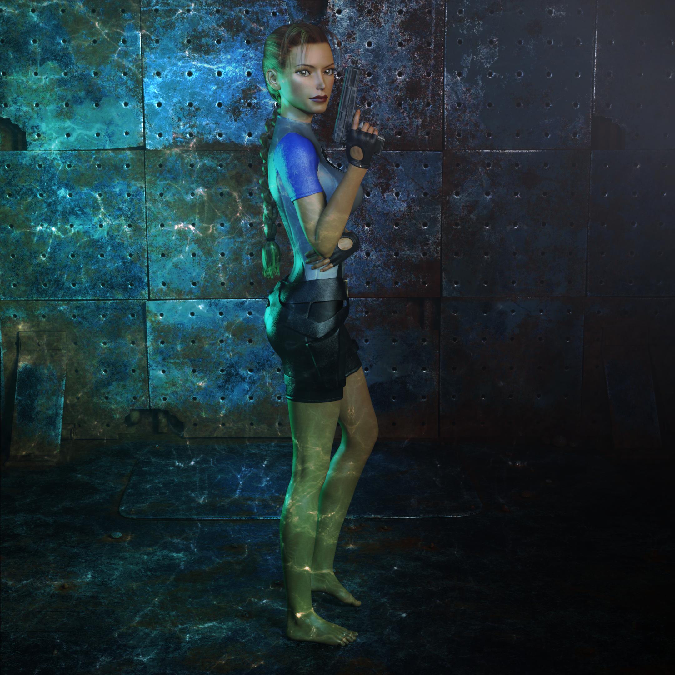 Tomb Raider 2 Maria Doria, 3 by tombraider4ever
