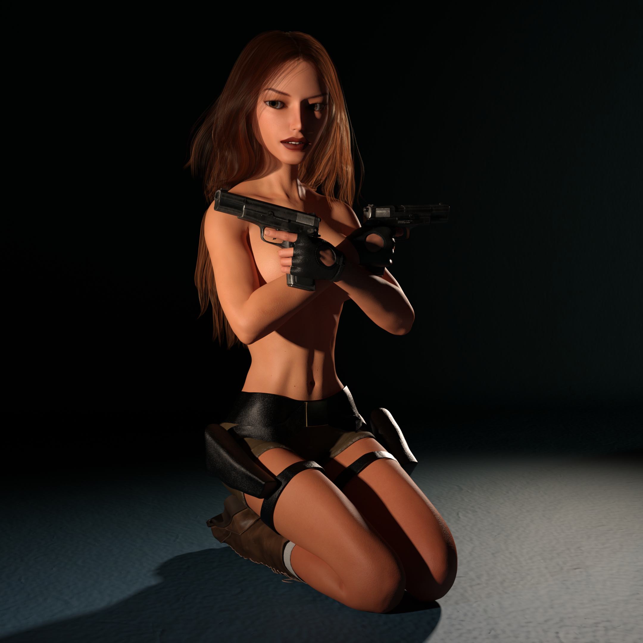 Lara by tombraider4ever