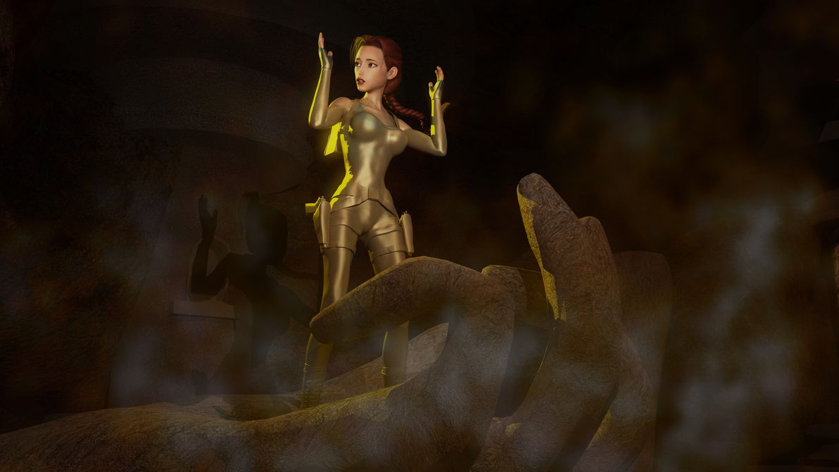 The Midas Touch by tombraider4ever