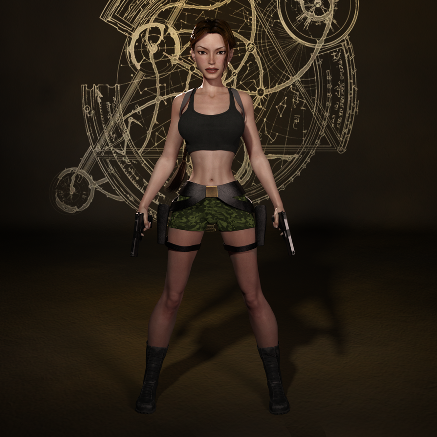 Angel of Darkness 1 by tombraider4ever