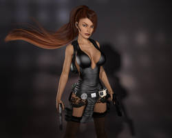 Legend Lara 1 by tombraider4ever