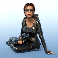 Classic Raider 60 by tombraider4ever