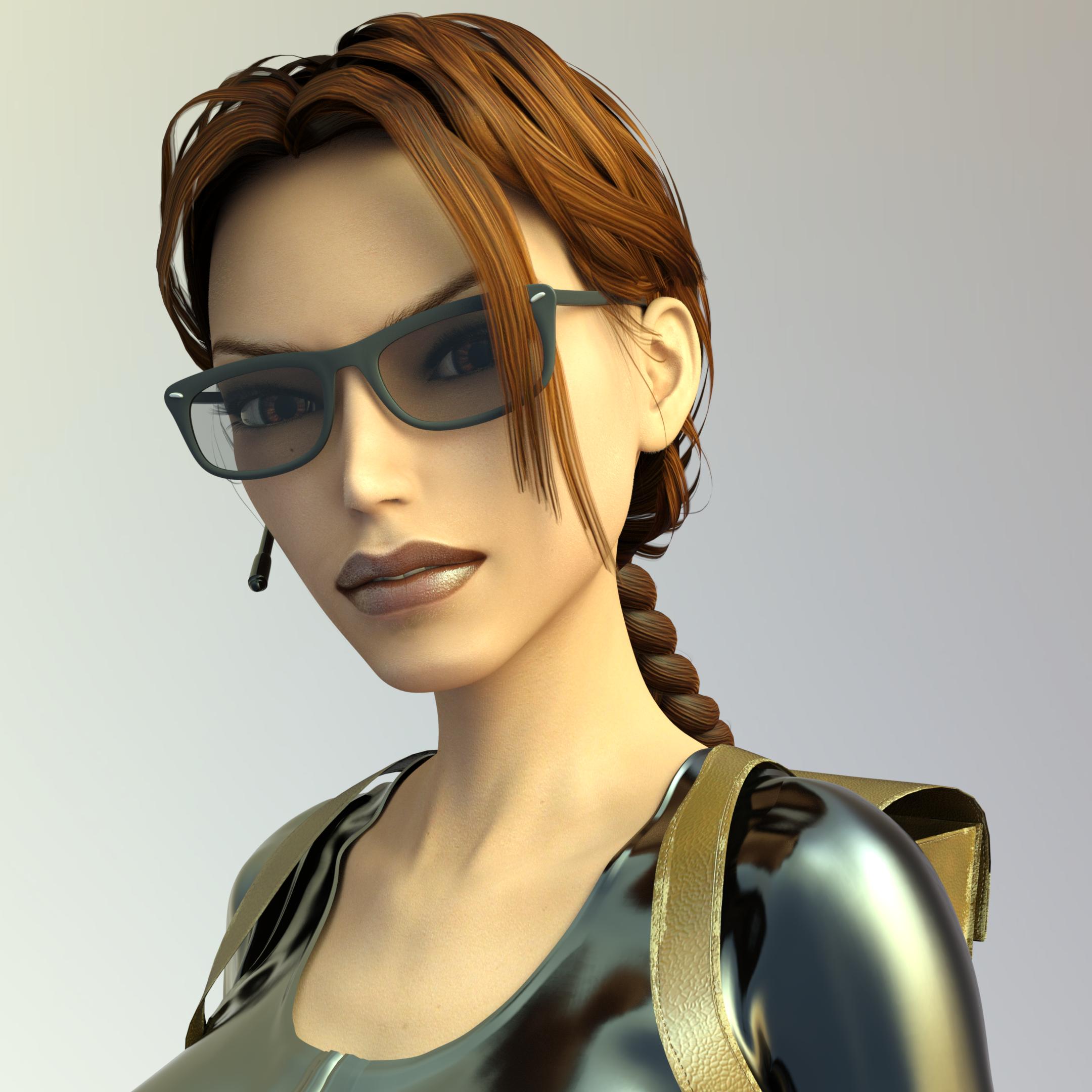 Tomb Rider Wallpaper: Tombraider4evers Fmv Lara Model