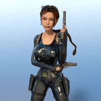 Classic Raider 62 by tombraider4ever