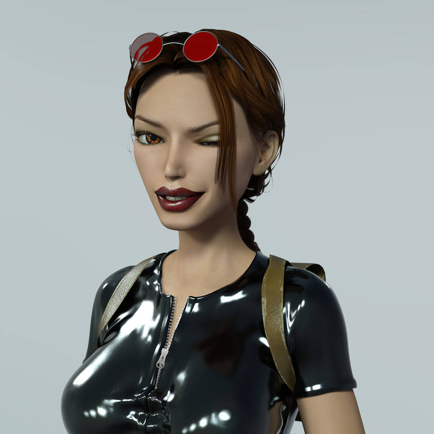 Classic Raider 63 by tombraider4ever
