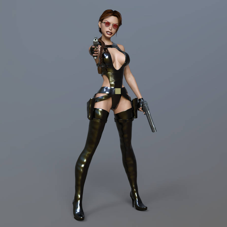 Mini Catsuit 2 by tombraider4ever