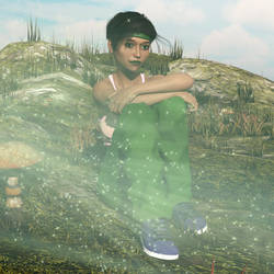 Jade 2 by tombraider4ever