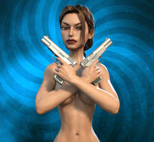 Classic Raider 91 by tombraider4ever
