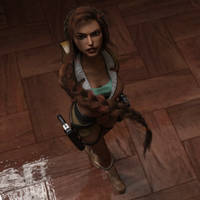 Classic Raider 94 by tombraider4ever