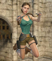 Classic Raider 160 by tombraider4ever