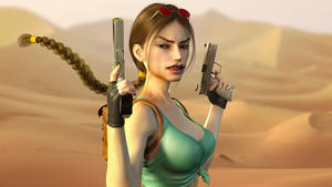 Classic Raider 165 by tombraider4ever