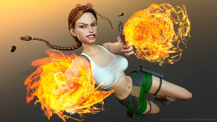 Classic Raider 172 by tombraider4ever