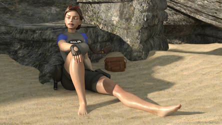 Classic Raider 180 by tombraider4ever