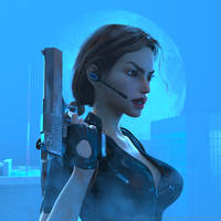 Classic Raider 181 by tombraider4ever
