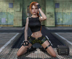 Soaked by tombraider4ever