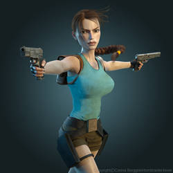 Classic Raider 193 by tombraider4ever