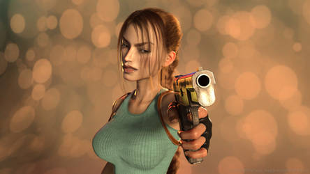 Classic Raider 194 by tombraider4ever