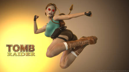 Tomb Raider by tombraider4ever