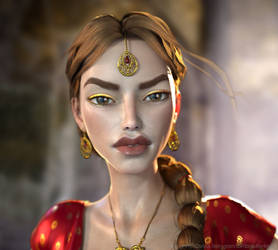 Arabian Nights 3 by tombraider4ever