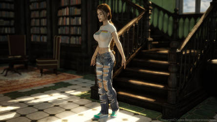 Home Sweet Home 3 by tombraider4ever