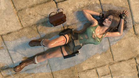 Classic Raider 202 by tombraider4ever