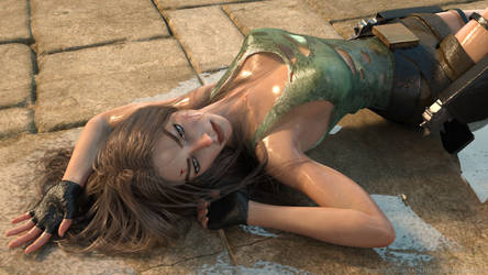 Classic Raider 203 by tombraider4ever