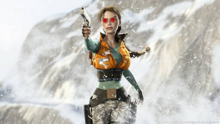 Modern Classic Raider 3 by tombraider4ever