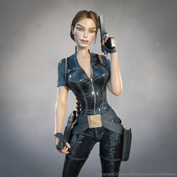 Classic Raider 205 by tombraider4ever