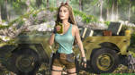 Classic Raider 218 by tombraider4ever