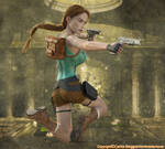 Classic Raider 220 by tombraider4ever