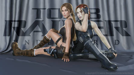 The Croft Twins