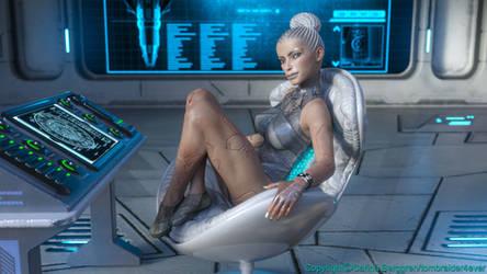 Lara Cyborg 6