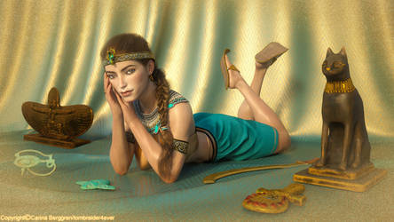 Lara, Princess of Egypt