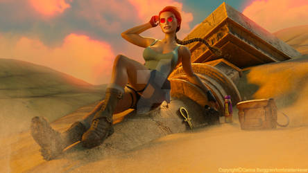 Classic Raider 259 by tombraider4ever