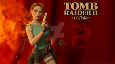 Classic Raider 260 by tombraider4ever